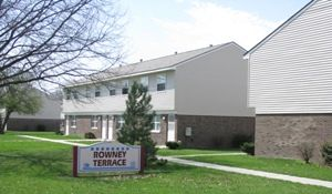 Rowney Terrace Indianapolis Low rent Public Housing