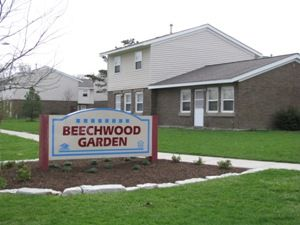 Beechwood Gardens Indianapolis Low Rent Public Housing