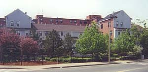 Alice Heyward Taylor Boston Low Rent Public Housing Apartments