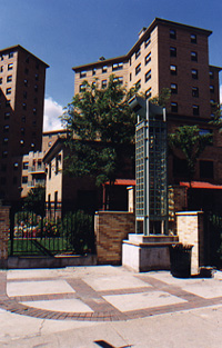 Cathedral Boston Low Rent Public Housing Apartments