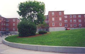 Franklin Hill Boston Low Rent Public Housing Apartments Dorchester, MA    02124