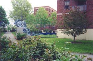 Mary Ellen McCormack Boston Low Rent Public Housing Apartments