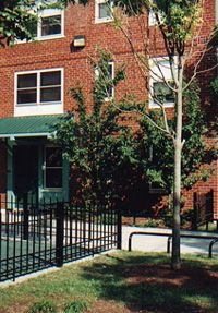 Bromley Park Boston Low Rent Public Housing Apartments