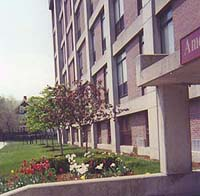 Amory Street Boston Low Rent Public Housing Senior Apartments