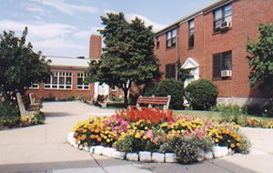 Annapolis Boston Low Rent Public Housing Senior Apartments