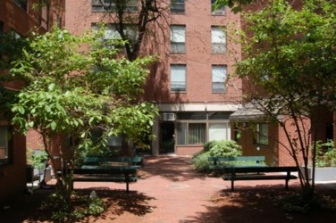 Ausonia Boston Low Rent Public Housing Senior Apartments