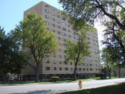 Park Tower North And South Omaha Low Rent Public Housing 1501 And 1601 Park Avenue Omaha Ne