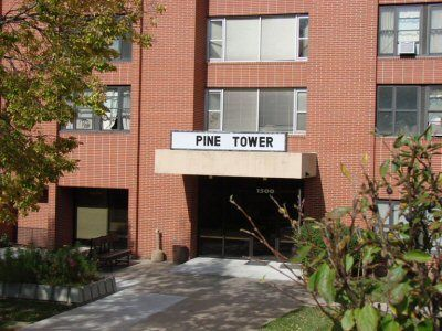 Pine Tower Omaha Low Rent Public Housing Apartments
