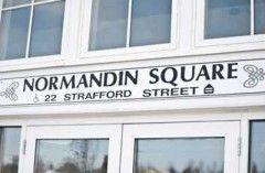 Normandin Square Laconia Low Rent Public Housing  Apartments
