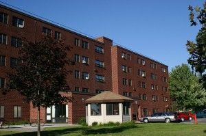 LeRay Street Apartments - Watertown Low Rent Public Housing