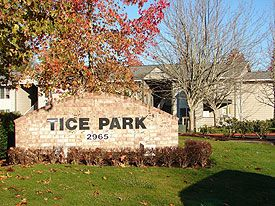 Tice Park Apartments - Yamhill Low Rent Public Housing