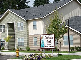 Sunflower Park - Yamhill Low Rent Public Housing Apartments