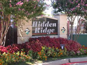 Hidden Ridge - Dallas Low Rent Public Housing Apartments
