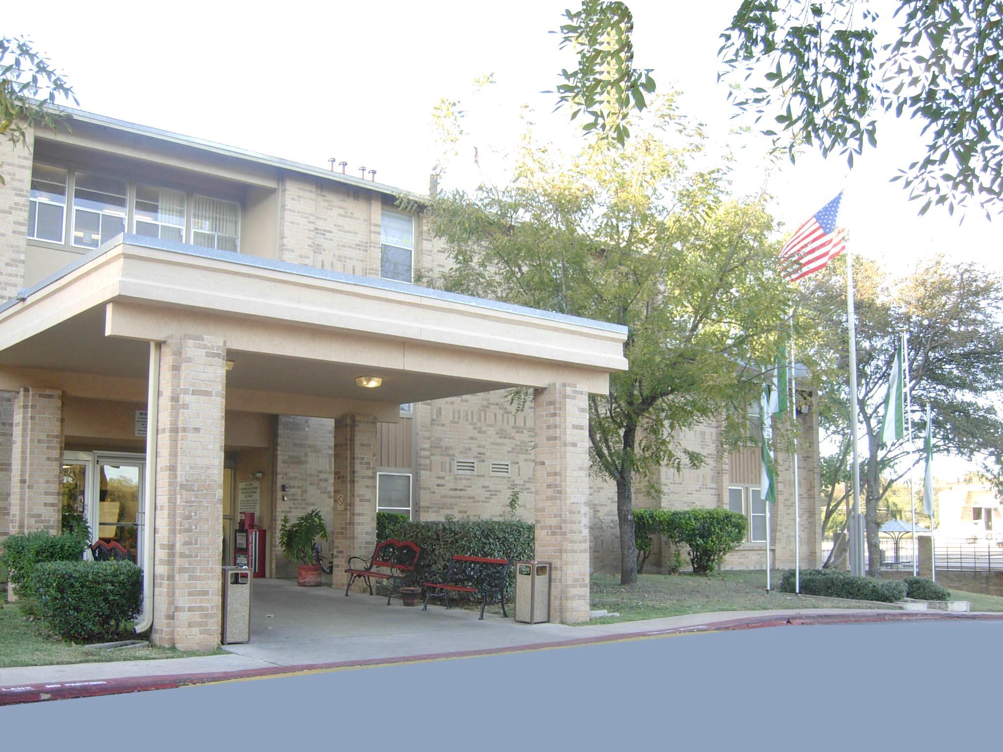 Gaston Place - Austin Low Rent Public Housing Apartments