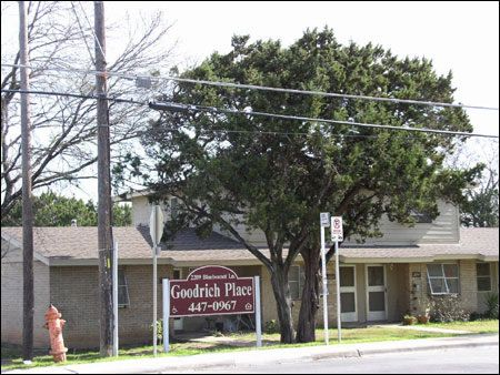 Goodrich Place - Austin Low Rent Public Housing Apartments