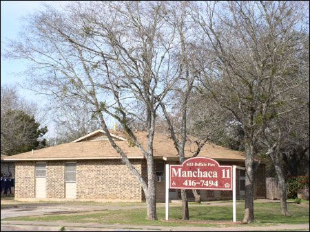 Manchaca II - Austin Low Rent Public Housing Apartments