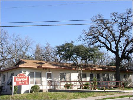 Rosewood Courts - Austin Low Rent Public Housing Apartments