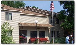 Briarwood - River Falls Low Rent  Senior Public Housing Apartments