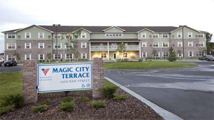 Magic City Terrace - Volunteers of America Northern Rockies