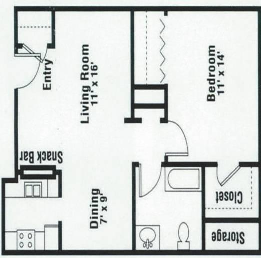 Clemens Court Apartments Clinton Township Mi