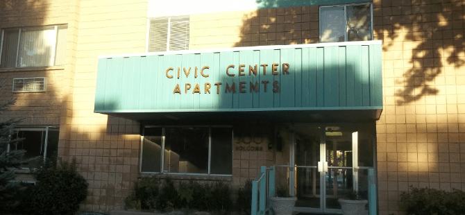 Civic Center Senior Apartments Reno, NV   89502