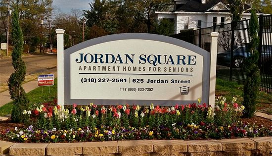 Jordan Square Senior Apartments