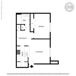 Bell Ridge I, II Apartments
