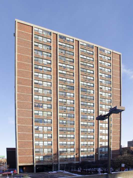 Sherway Tower Apartments