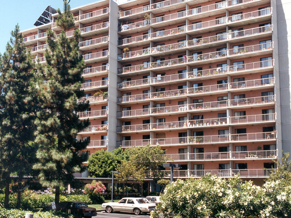 Westlake Christian Terrace West - Affordable Low Income Senior Housing