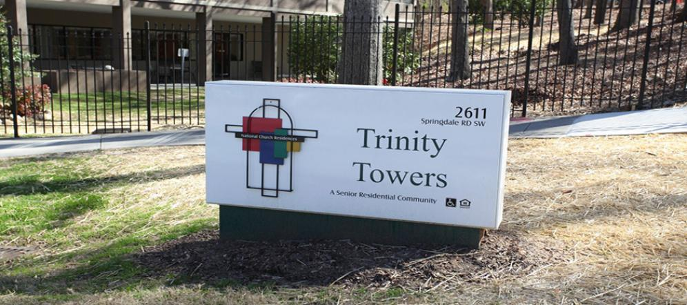 Trinity Towers - Affordable Senior Housing