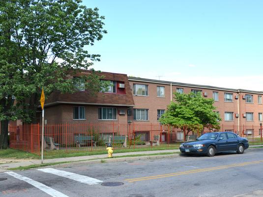 Georgia Morris Apartments