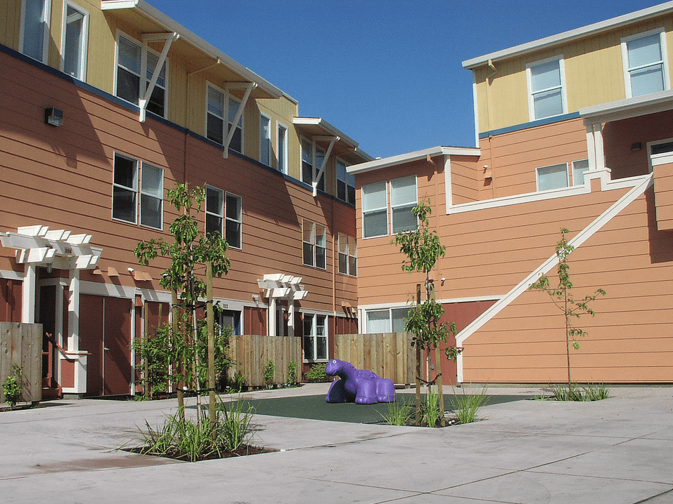 International Boulevard Housing
