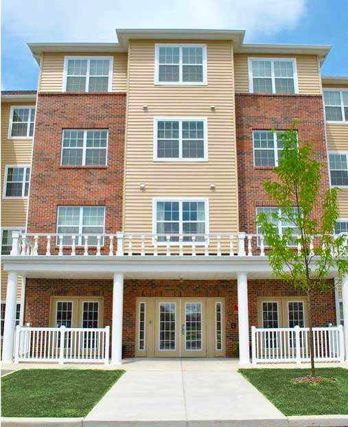 Senior Apartments: Brookhaven At County Line Senior Apartments, 940 Wild