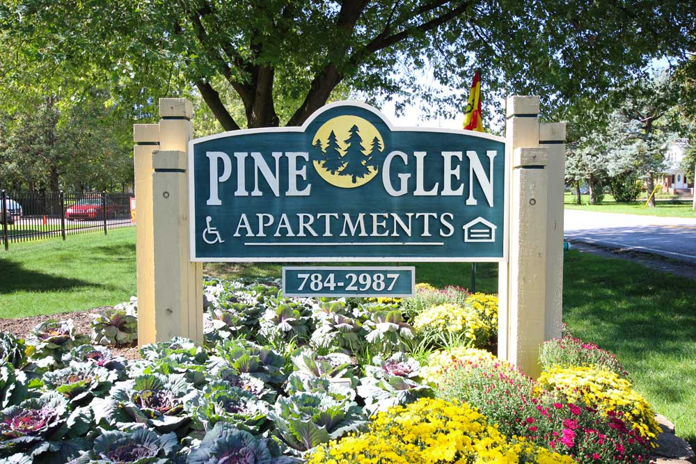 Pine Glen Apartments - Affordable Housing