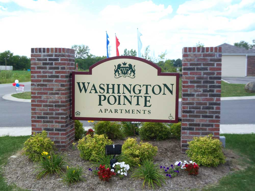 Washington Pointe Apartments - Affordable Community