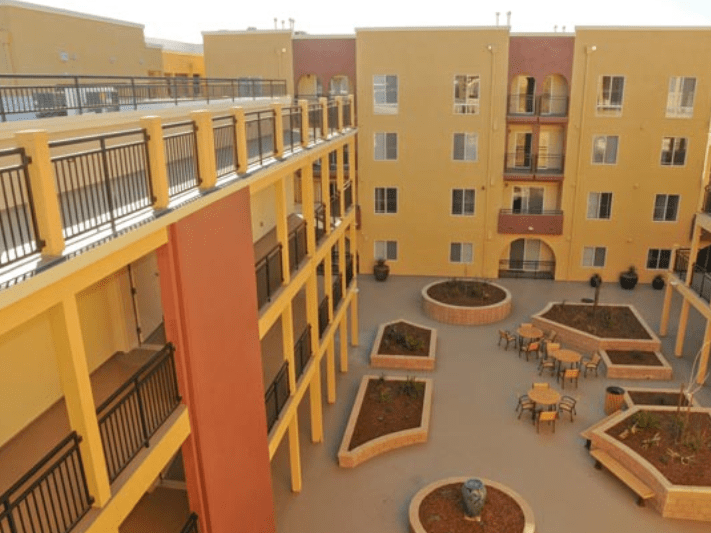 Mayfair Court Apartments