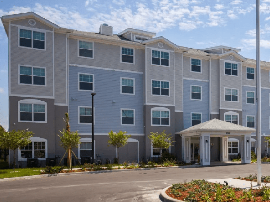 Mary Eaves Apartments