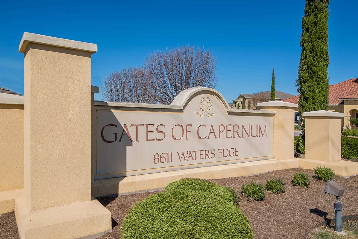 Gates Of Capernum Affordable Community 8611 Waters Edge