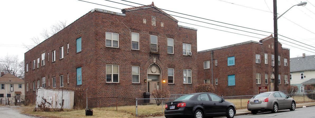 Ellis Apartments - Affordable Housing, 3472 N Illinois St ...
