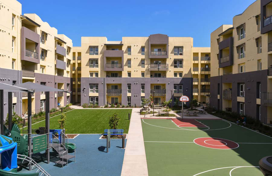 Alexander Station Apartments Affordable Community 200 E