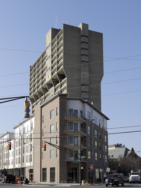 John J. Barton Tower - Affordable Housing