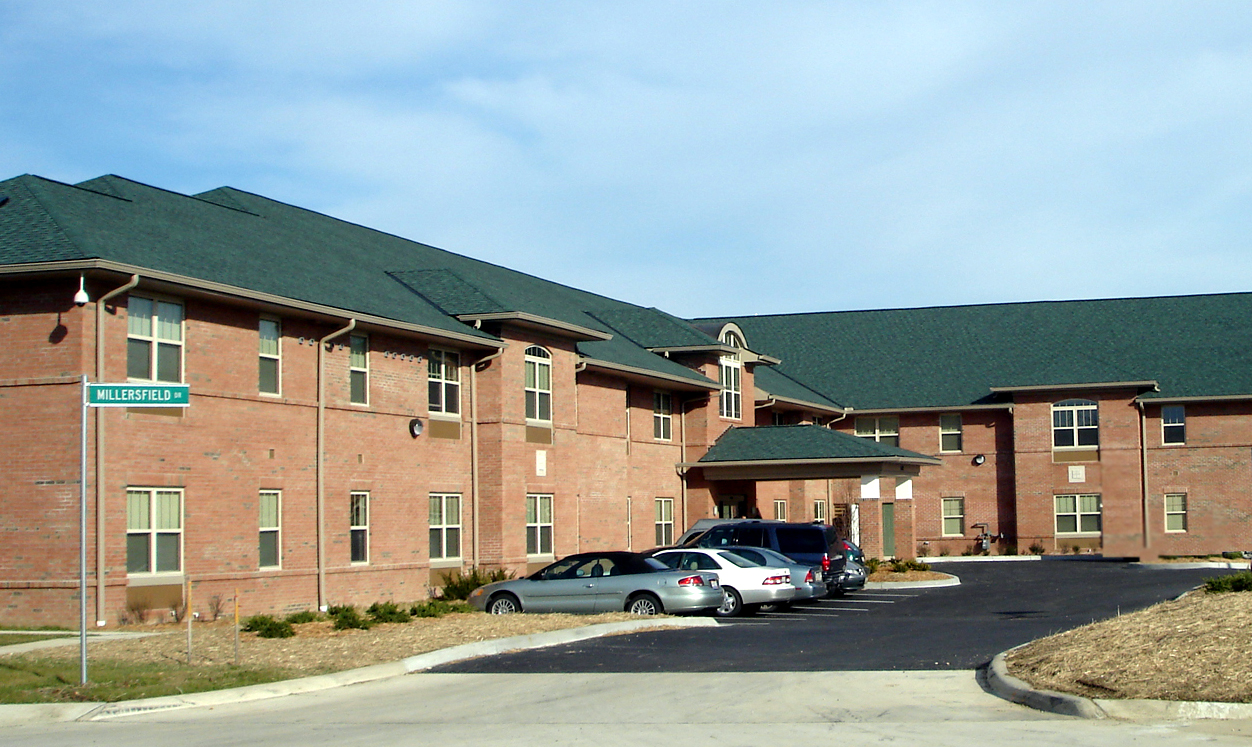 Commons at Chantry - Affordable Senior Housing