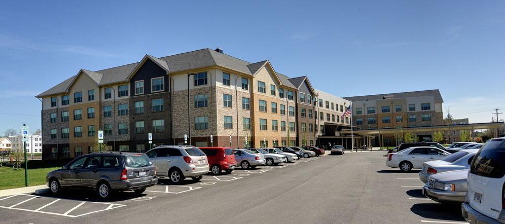 Poindexter Place - Affordable Senior Housing