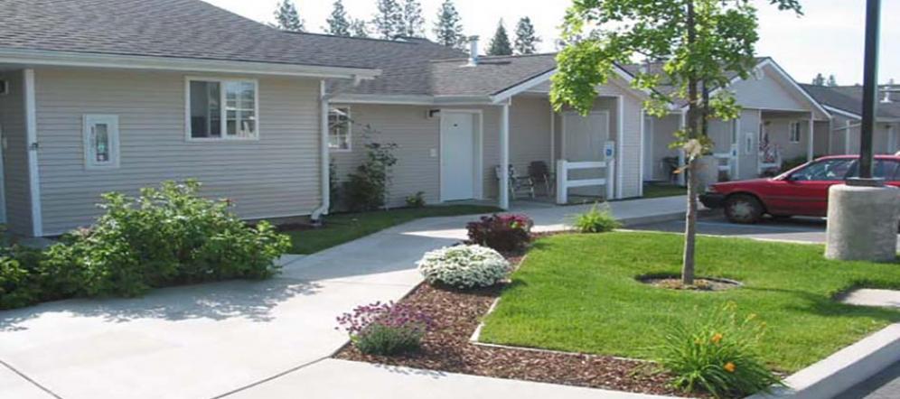 Woodland Crossing - Affordable Senior Housing