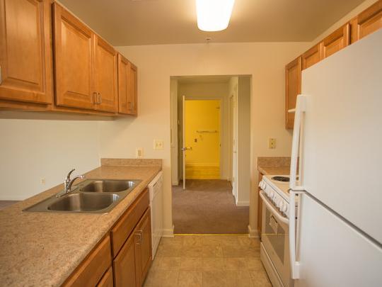 Forest Glen Senior Apartments, 62+/Disabled