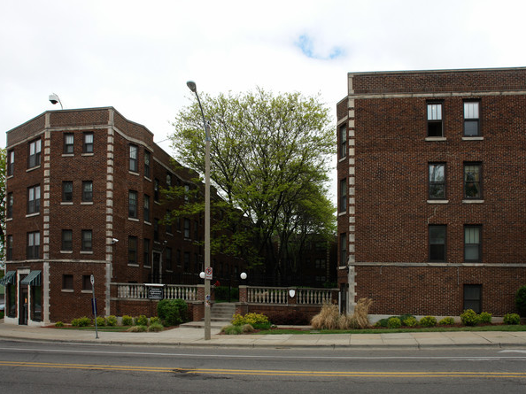 Stuyvesant Apartments - Low Income