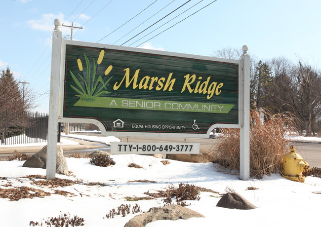 Marsh Ridge Apartments - Low Income