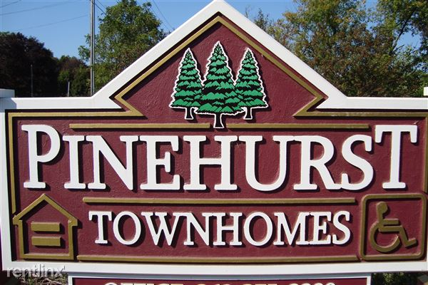 Pinehurst Townhomes - Low Income