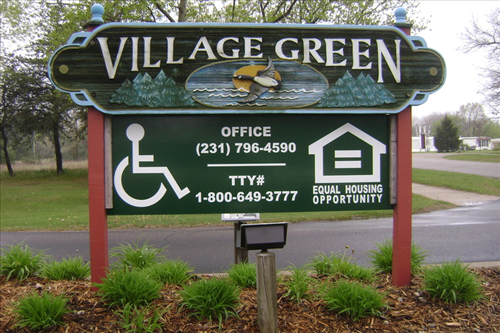 Village Green Apartments - Low Income