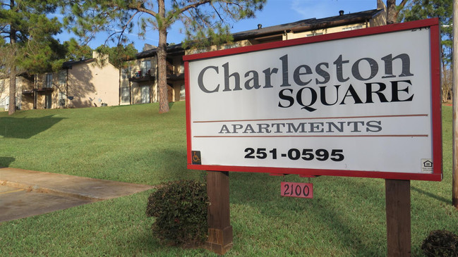 Charleston Square Apartments - Low Income